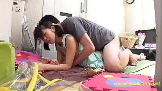 Gorgeous Rin Aoki Sucks Fat Guy In The Bathroom Jism In Mouth Then Drools - Imanityler.com