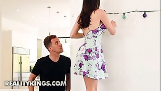 Teens string up Huge COCKS - (Ashly Anderson, Jessy Jones) - Surprise For The Soiree Planner - Reality Kings
