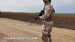 Journey OF BOOTY - American Soldiers In The Middle East Negotiate Sex Using Goat As Payment