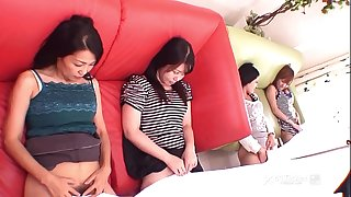 41Ticket - Pick the Right Hole: Which One's Your Girlfriend? (Uncensored JAV)