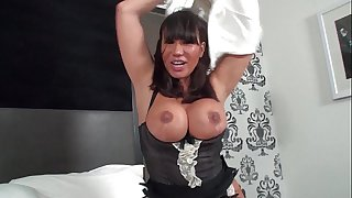 Ava Devine pounding like a bitch in homemade video