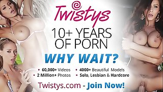 Twistys - (Taylor Vixen, Teal Conrad) starring at Teal And Taylor Together